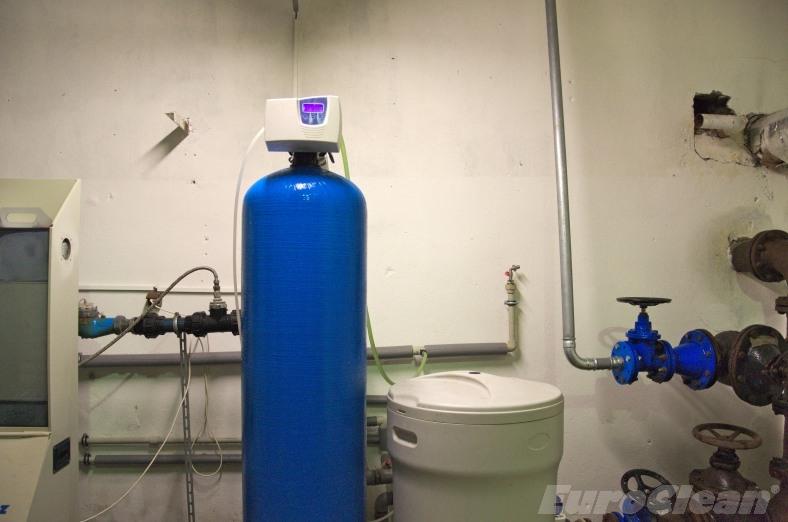 Změkčovač vody