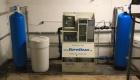 Dezinfekce vody chlordioxidem a změkčení vody
