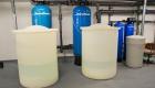 Změkčení vody a nádrže solanky