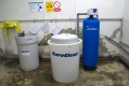 Změkčení vody a dávkování dezinfekce