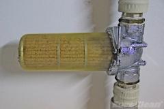 Filtr na odstranění hrubých nečistot