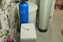 Změkčení vody a odstranění dusičnanů