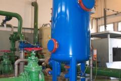 Elektrolytická úpravna KEUV pro odstranění koroze z vody - Lonza Kouřim