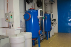 Elektrolytická úpravna KEUV pro odstranění koroze z vody - Petainer