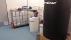 Dávkování chemií AquaDos a změkčení vody AquaSoftener