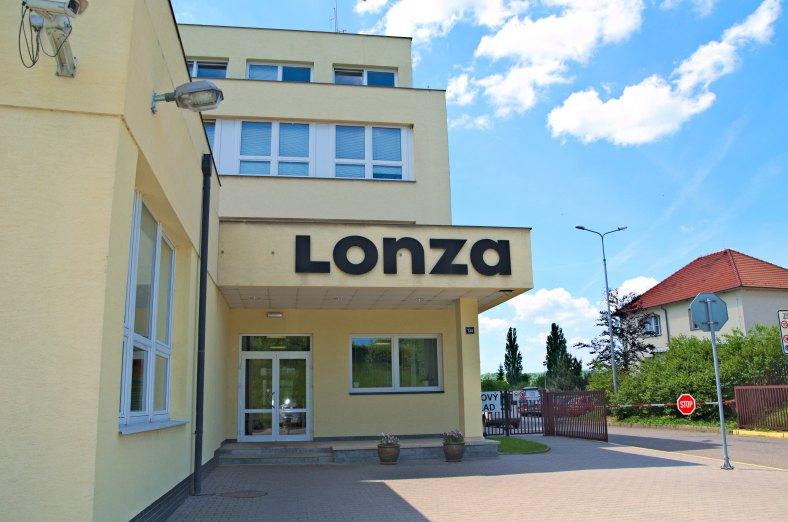 Závod Lonza