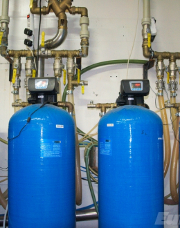 Změkčovače vody AquaSoftener