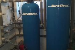 Úpravna vody pro odstranění železa a manganu z vody