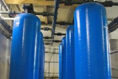 Pískové filtry pro úpravu vody ze Sázavy pro Kavalier Sázava