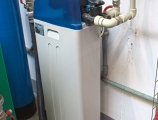 AquaSoftener hard water softening plant - less operation