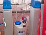 Aquasoftener - duplex - paralelné zapojenie pre nepretržitú úpravu vody aj v čase regenerácie + dezinfekcia vody Aquados
