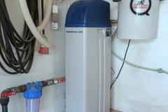 Změkčovač vody AquaSoftener 350 + filtr hrubých nečistot