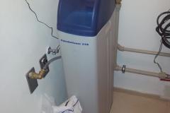 Změkčovač vody v rodinném domku v Kroměříži