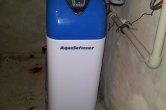 Změkčovač vody - rodinný dům Jiloviště
