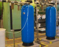Průmyslové změkčovače vody AquaSoftener