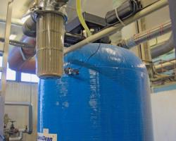 Průmyslový změkčovače vody AquaSoftener