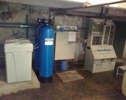 Změkčovače vody AquaSoftener a generátor chlordioxidu EUROCLEAN OXCL