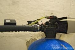 Úpravna vody pro odstranění dusičnanů AquaNamix