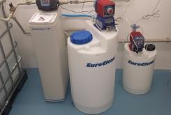 Dávkování chemie AquaDos