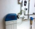 Změkčovač vody AquaSoftener a sedimentační filtr