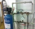 Úpravna vody pro odstranění železa, manganu a tvrdosti vody AquaEmix