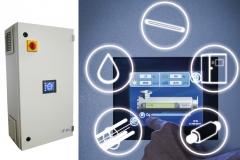 Ovládací rozhraní UV sterilizátoru