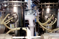UV sterilizátory na městské úpravně vody