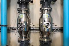UV sterilizace vody pro sněžné děla
