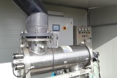 UV sterilizace podzemního zdroje vody