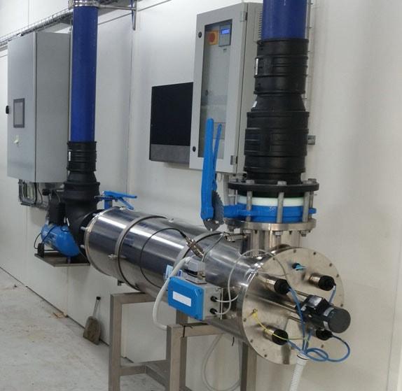 UV sterilizace v potravinářském provozu