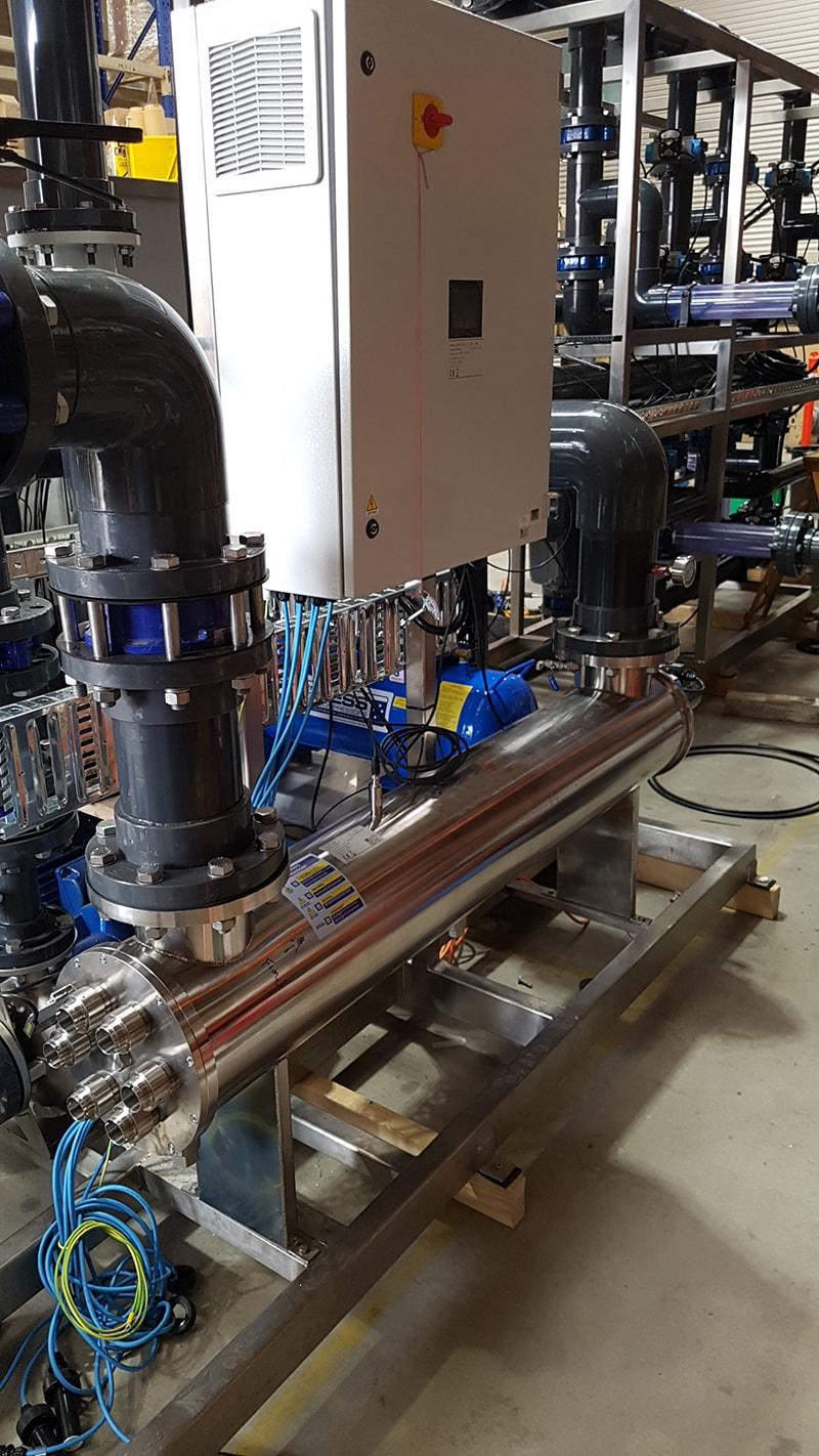 UV sterilizace v nápojovém průmyslu