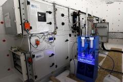 WatiMin uvnitř zařízení S.A.W.E.R.