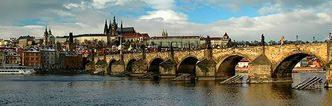 Tvrdost vody v Praze