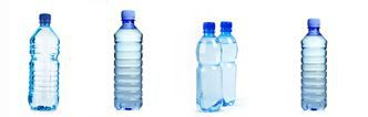 Druhy balených vody
