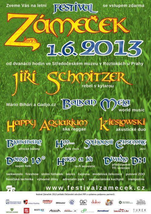 Festival zámeček