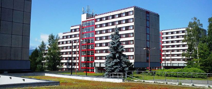 Legionella koleje Harcov Liberec