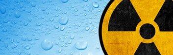 radioaktivní voda